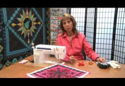 30 Tips and Tricks for Better Machine Quilting with Cindy Seitz-Krug - Tip 07 - Success At Your Fingertips