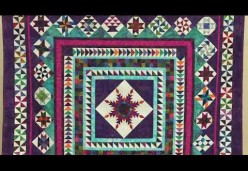 Go Tell It at the Quilt Show! interview with Barbara Black